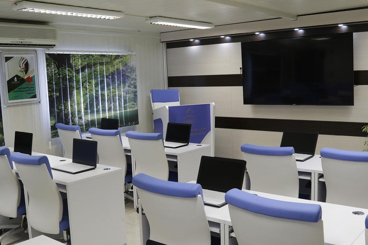 افتتاح مرکز آموزش و یادگیری پتروشیمی پردیس