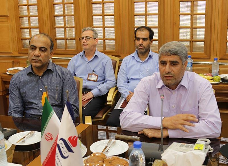 به موجب حکم هیئت مدیره شرکت پتروشیمی پردیس، جناب آقای مهندس حسین شهریاری به سمت مدیرعامل این شرکت منصوب شدند.