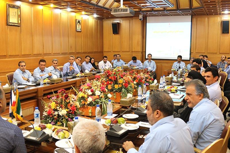 مهندس حسین شهریاری به عنوان مدیرعامل جدید شرکت پتروشیمی پردیس منصوب شد